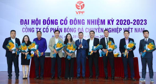 Tái đắc cử chủ tịch, ông Trần Anh Tú thôi kiêm nhiệm Tổng giám đốc VPF ảnh 1