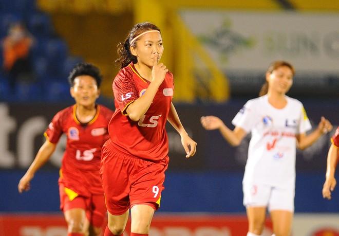 CLB nữ TP.HCM chạm một tay vào cúp vô địch quốc gia 2020 ảnh 1