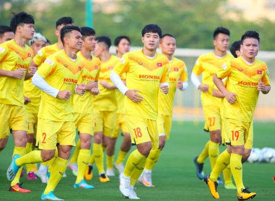 Thầy Park làm điều hiếm thấy ở đội tuyển Việt Nam ảnh 1