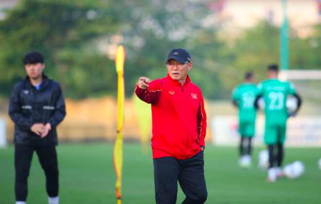 """HLV Park Hang-seo: """"Văn Quyết có thể phù hợp với chiến thuật mới của đội tuyển"""" ảnh 1"""