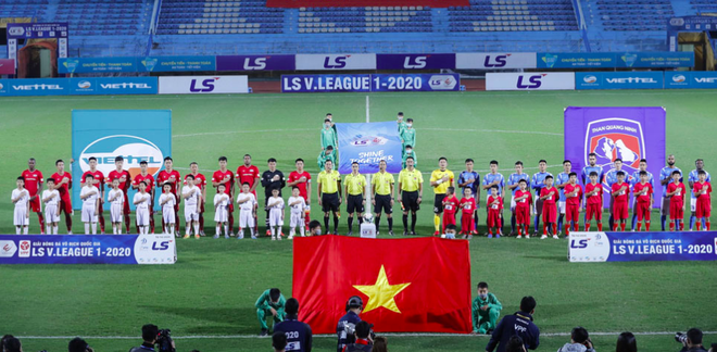 V-League 2021 dự kiến đá 28 trận trước Tết Nguyên đán ảnh 1
