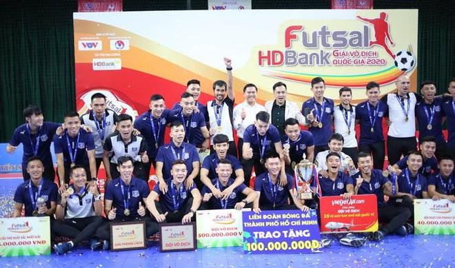 Futsal Việt Nam lại được thế giới nhắc tên ảnh 1