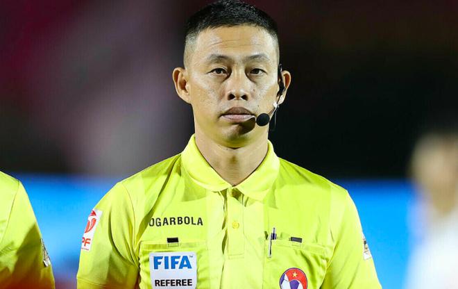 Trọng tài giỏi nhất Việt Nam bắt trận Nam Định - Hà Nội FC ảnh 1