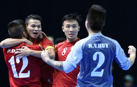 AFC xem xét cho futsal Việt Nam dự World Cup lần thứ 2 liên tiếp ảnh 1