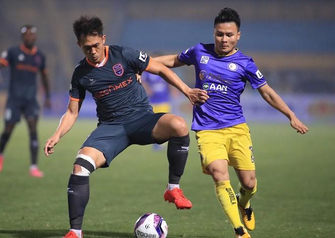 Gáo nước lạnh dội vào tham vọng của Hà Nội FC ảnh 1