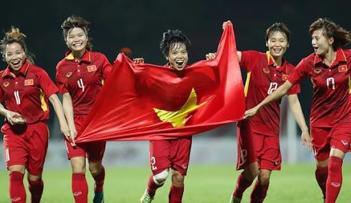 Tuyển nữ Việt Nam sáng cửa dự World Cup 2023 ảnh 1