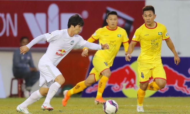 Sau nghỉ Tết dài, V-League có thể đá dồn 2-3 ngày/lượt trận ảnh 1