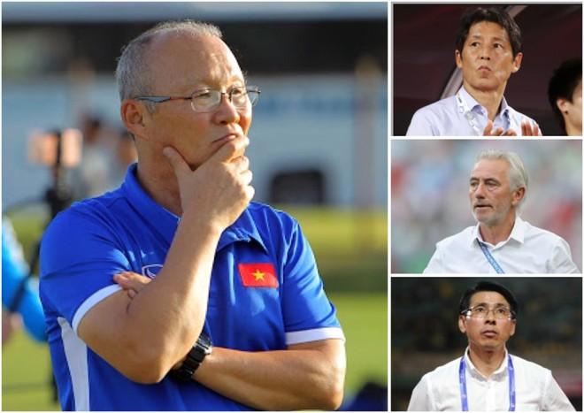 """Thầy Park đón tin vui, các đối thủ như """"ngồi trên lửa"""" ảnh 1"""