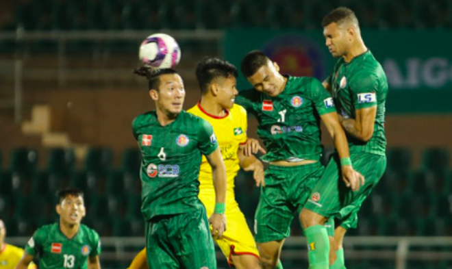 CLB Sài Gòn đá AFC Cup tại Singapore ảnh 1