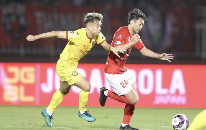 Các CLB tích cực giao đấu, háo hức chờ ngày V-League 2021 trở lại ảnh 1