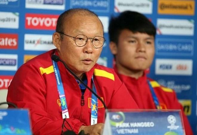 V-League và thầy Park sốt ruột chờ phán quyết từ AFC ảnh 1