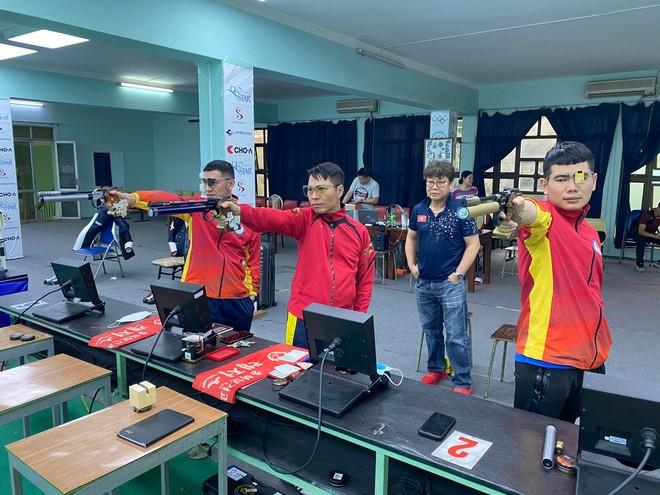 Bắn súng Việt Nam hết cơ hội dự Olympic Tokyo ảnh 1