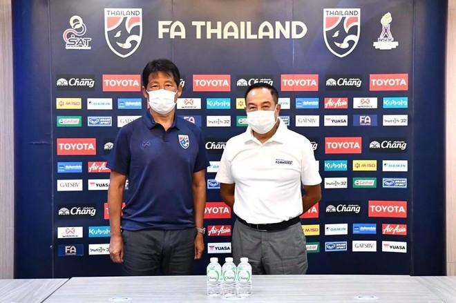 HLV Thái Lan sẵn sàng gọi cầu thủ 40 tuổi đá vòng loại World Cup ảnh 1