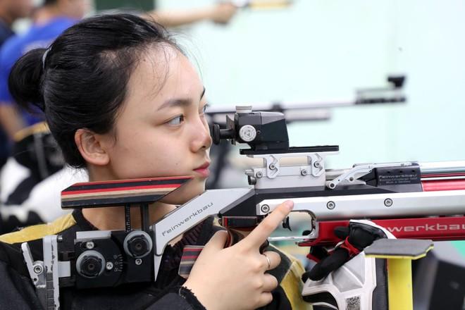 Nhiều tay súng trẻ tranh tài giải vô địch các CLB toàn quốc 2021 ảnh 1
