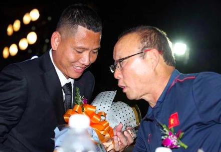 HLV Park lộ danh sách tuyển Việt Nam đá vòng loại World Cup ảnh 1