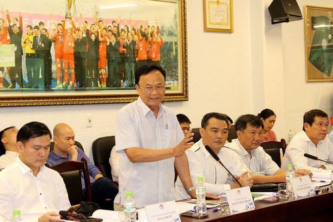"""Ông Lê Hồng Thanh: """"Bộ máy VFF cần sự ổn định"""" ảnh 1"""