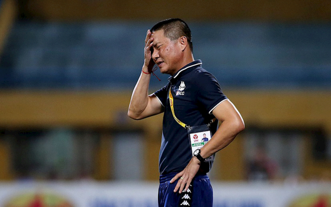 Vòng 7 V-League: Bạo lực leo thang, thêm HLV mất ghế ảnh 2