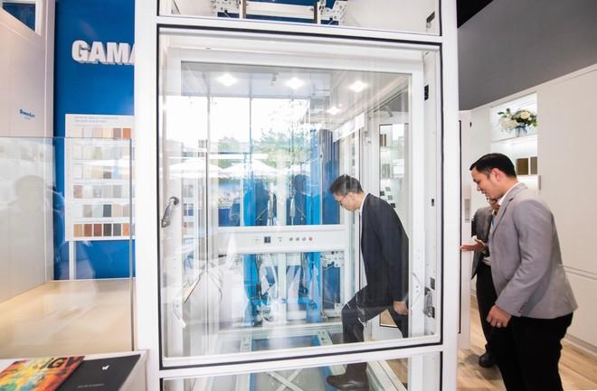 GamaLift chính thức khai trương showroom tại Hà Nội ảnh 2