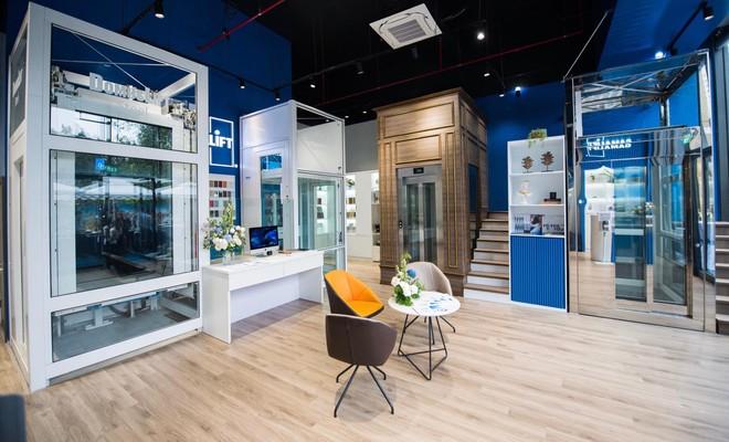 GamaLift chính thức khai trương showroom tại Hà Nội ảnh 1
