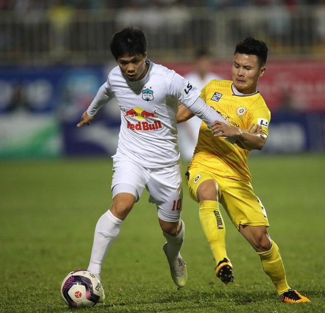 Hà Nội FC còn cơ hội 'đòi nợ' HAGL ở V-League 2021? ảnh 1