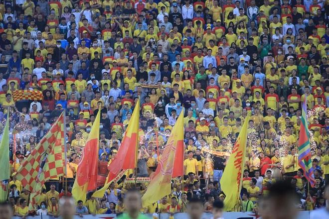 CLB Nam Định sở hữu 3 cái nhất ở V-League 2021 ảnh 1