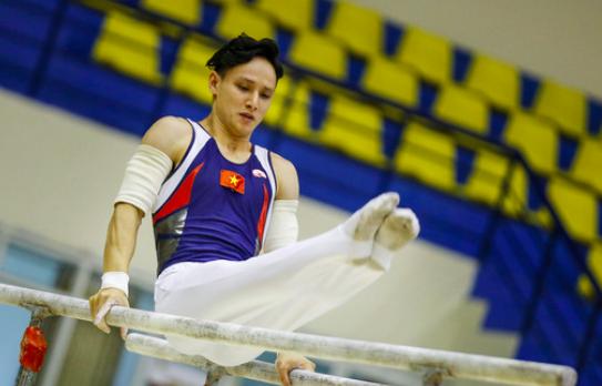 Thể dục dụng cụ Việt Nam lần đầu có 2 VĐV dự Olympic ảnh 1