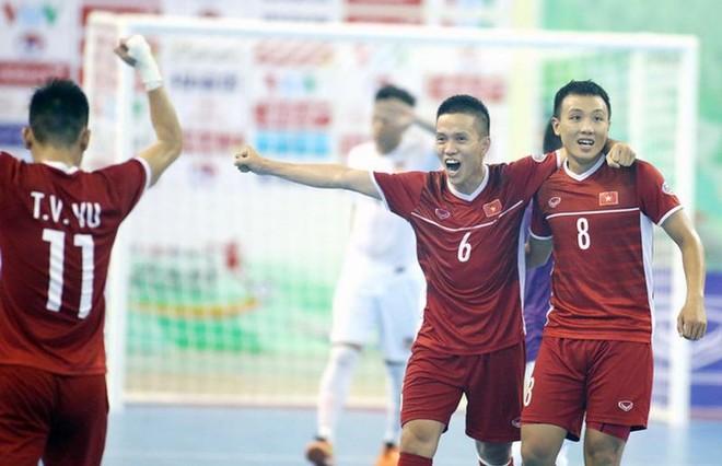 Futsal Việt Nam rộng cửa dự World Cup ảnh 1