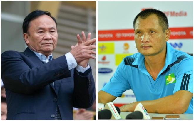 7 trận thua 6, Chủ tịch và HLV trưởng SLNA từ chức ảnh 1