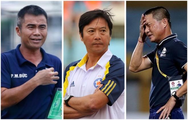 Nhiều HLV 'công thần' mất ghế tại V-League 2021 ảnh 1