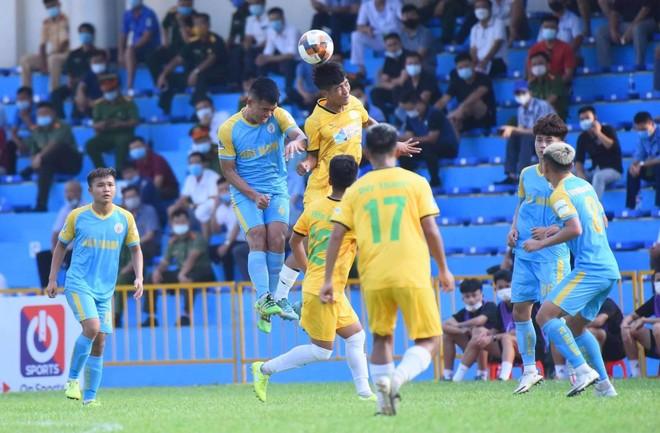 Hoà Bình FC có điểm số lịch sử trong ngày ra mắt giải hạng Nhì ảnh 1