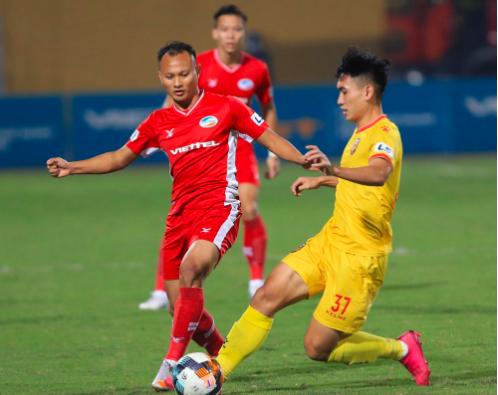 Viettel tiếp Hà Tĩnh trên sân Việt Trì, cả V-League thở phào ảnh 1