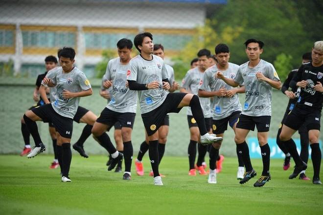 Tuyển Thái Lan sẵn sàng dùng đội hình dự bị đá vòng loại World Cup ảnh 1