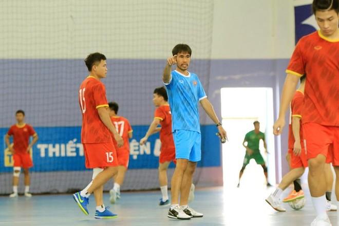 Futsal Việt Nam thận trọng với Covid-19, tự tin giành vé World Cup ảnh 1