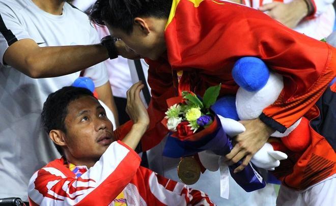 Tuyển Việt Nam nguy cơ bị cầu thủ Indonesia 'trả đũa' ảnh 1