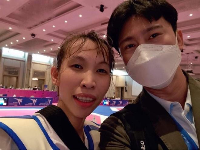 Nữ võ sỹ Trương Thị Kim Tuyền đoạt vé tới Olympic Tokyo ảnh 1