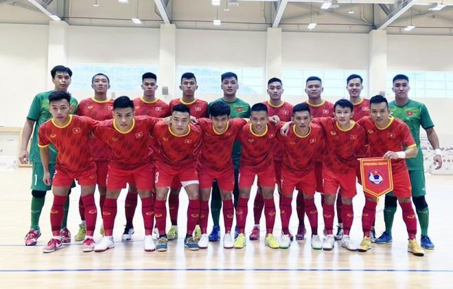 Futsal Việt Nam và Thái Lan sẽ dắt tay nhau tới World Cup? ảnh 1