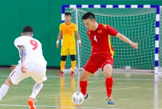 Đối thủ tự tin thắng tuyển futsal Việt Nam ở lượt về ảnh 1