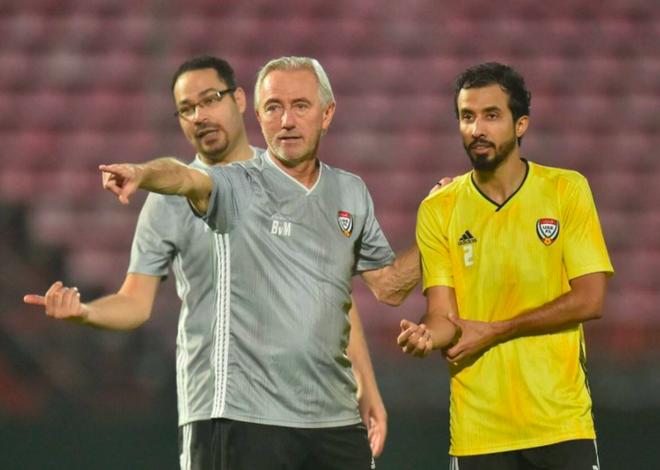 """Chủ nhà UAE chống lại """"bộ tứ Đông Nam Á"""" ảnh 1"""