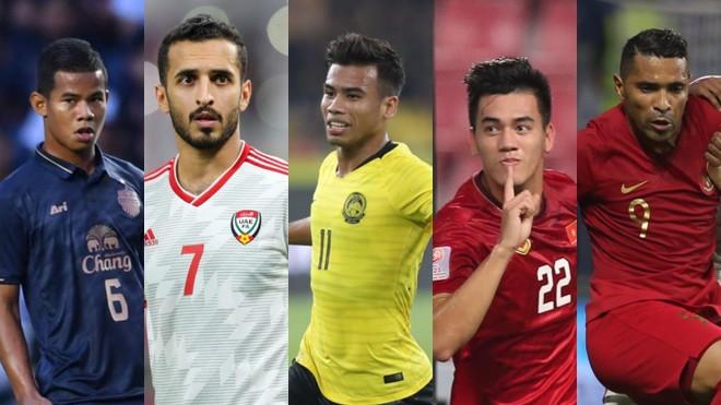AFC đề cao Nguyễn Tiến Linh của tuyển Việt Nam ảnh 1