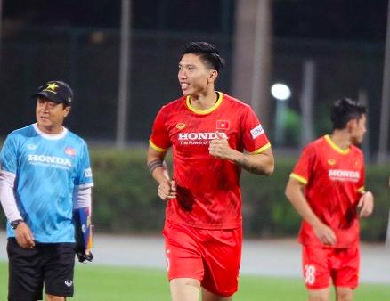 Đoàn Văn Hậu có thể ra sân tái đấu Indonesia ngày 7-6 ảnh 1