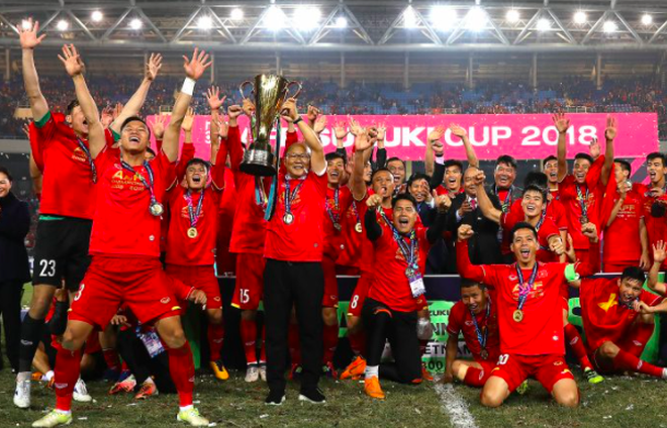 Đội tuyển Việt Nam có thể đá AFF Cup tại địa điểm tập trung ảnh 1