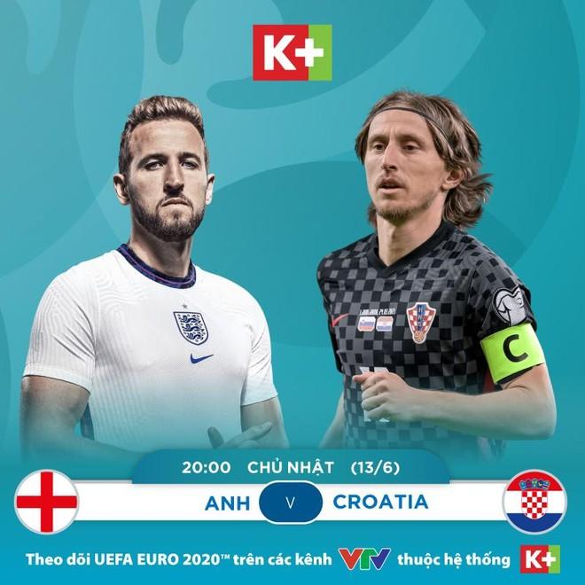 K+ sản xuất loạt chương trình độc quyền đồng hành cùng UEFA EURO 2020™ ảnh 1