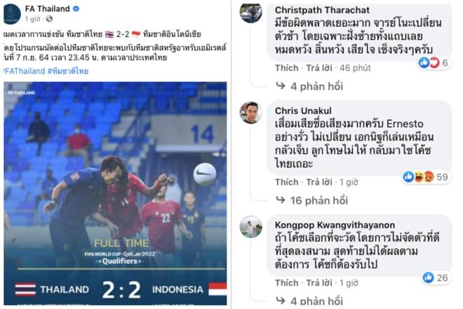Cổ động viên Thái Lan giận dữ, đòi sa thải HLV Nishino ảnh 1