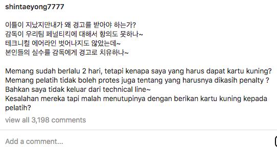 HLV Indonesia chưa hết ấm ức vì 'ăn thẻ' ở trận thua ĐT Việt Nam ảnh 1