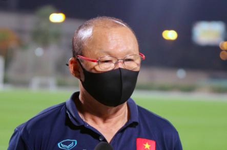 Bị cấm chỉ đạo, HLV Park vẫn tin tuyển Việt Nam đánh bại UAE ảnh 1