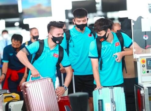 Tuyển Việt Nam về Đà Nẵng cách ly, 5 tuyển thủ sang thẳng Thái Lan ảnh 1