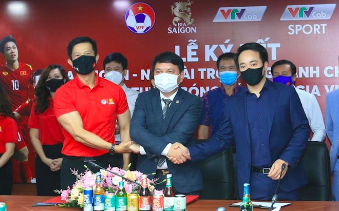 SABECO đồng hành cùng các đội tuyển quốc gia Việt Nam ảnh 1