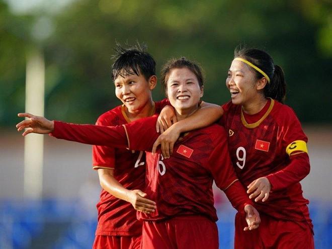 Tuyển nữ Việt Nam khởi động chiến dịch 'săn' vé World Cup 2023 ảnh 2