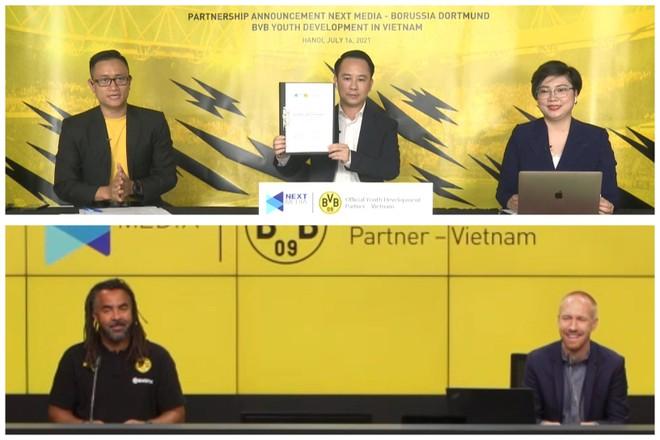 Borussia Dortmund mở học viện bóng đá tại Việt Nam ảnh 1