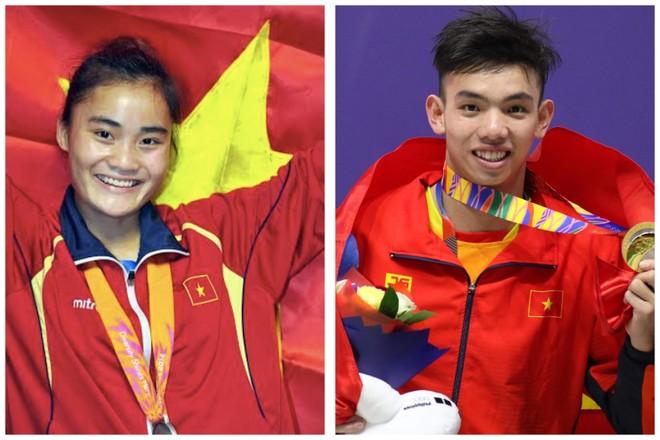 Nữ VĐV đầu tiên cầm cờ đoàn Việt Nam tại Olympic Tokyo 2020 ảnh 1